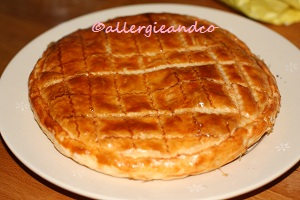 galette des rois sans gluten sans lait allergie and co